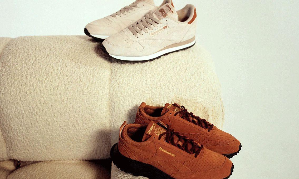 Sneakersnstuff x Reebok 联乘系列登场