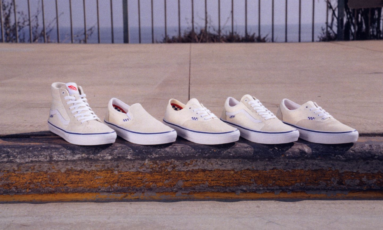 Vans 推出全新「Skate Classics」专业滑板鞋系列