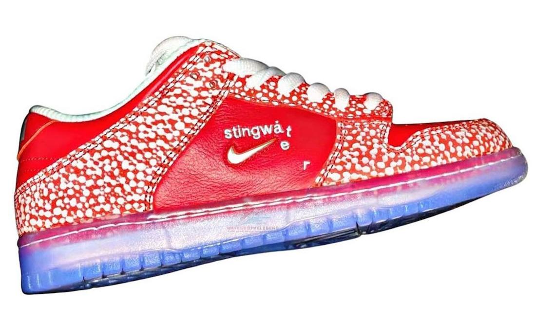 Stingwater x Nike SB Dunk Low 首次曝光