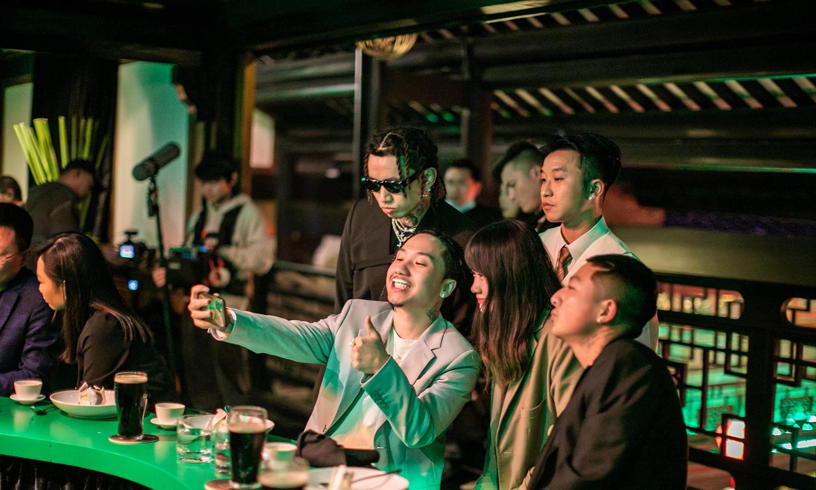 Guinness 啤酒携手名厨刘一帆举办圣帕特里克晚宴