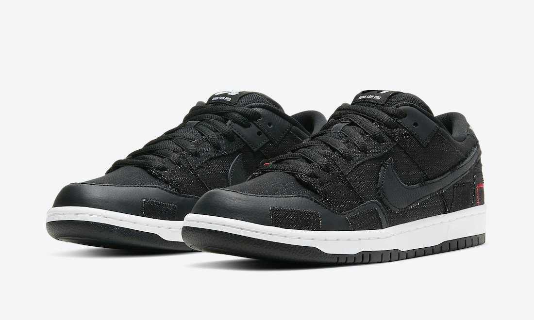 Wasted Youth x Nike SB Dunk Low 发售日期确定