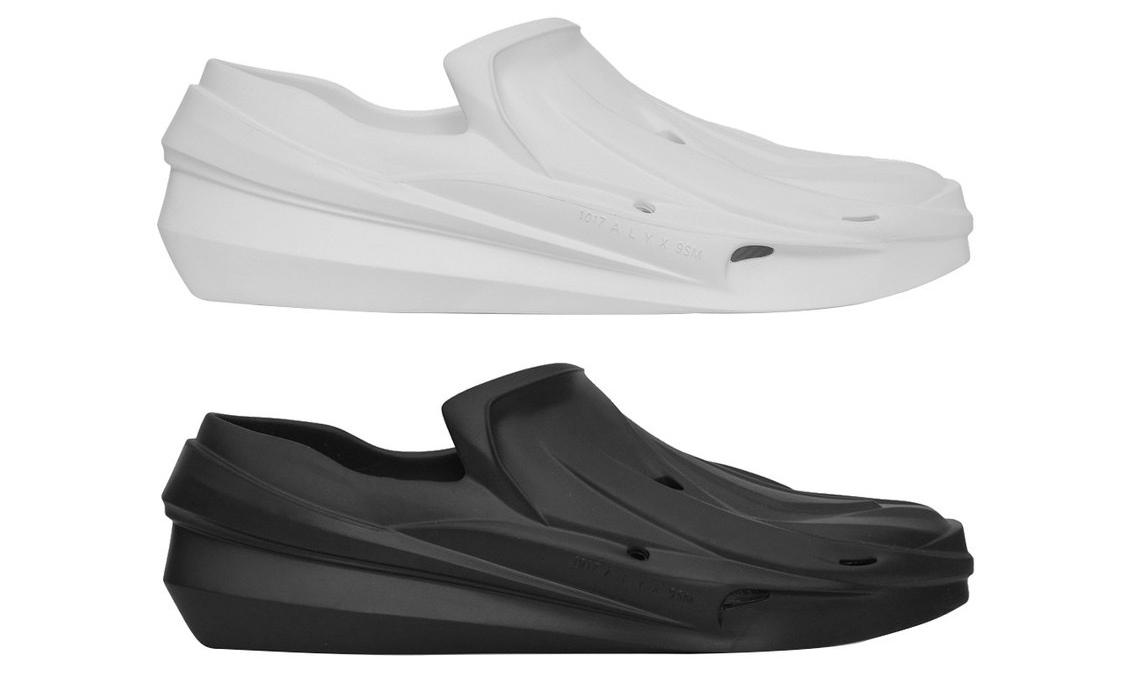未来主义感,1017 ALYX 9SM 「Mono Slip」最新鞋款开启预购