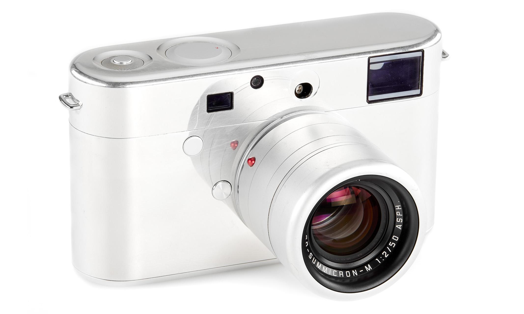 大师联合设计,百万 Leica 开启拍卖