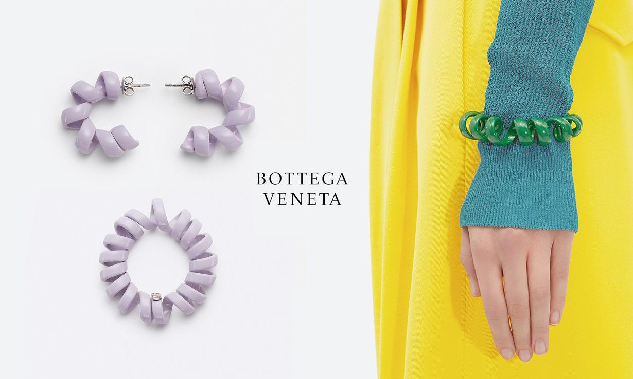 奢侈版电话线?BOTTEGA VENETA 上架新款配饰系列