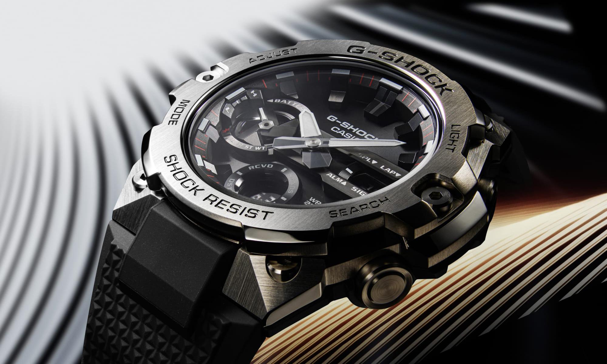 G-SHOCK 最「薄」手表系列即将登场
