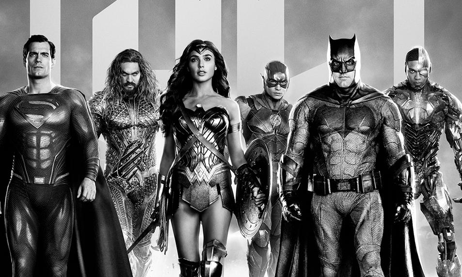 扎导版《正义联盟》黑白版即将登陆 HBO Max