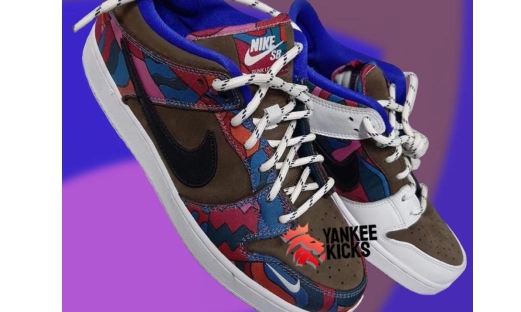 Parra x Nike SB Dunk Low Pro 抢先预览
