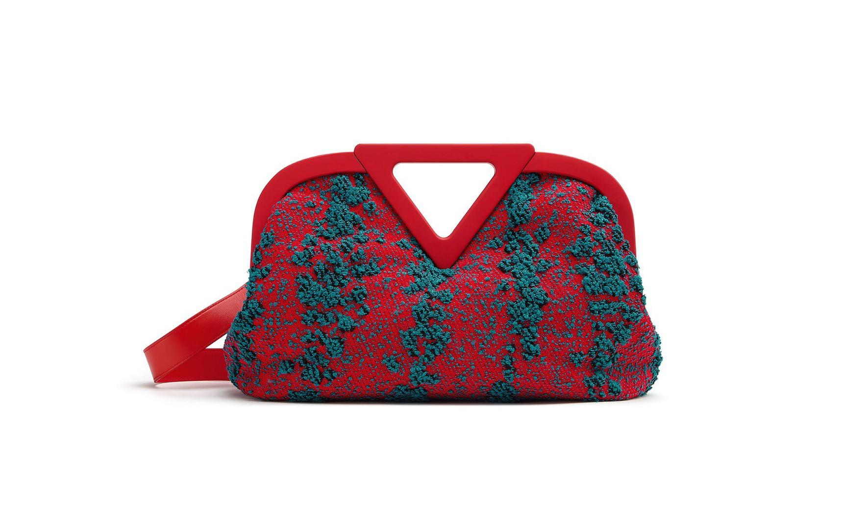大热预定,BOTTEGA VENETA 释出新款编织手袋