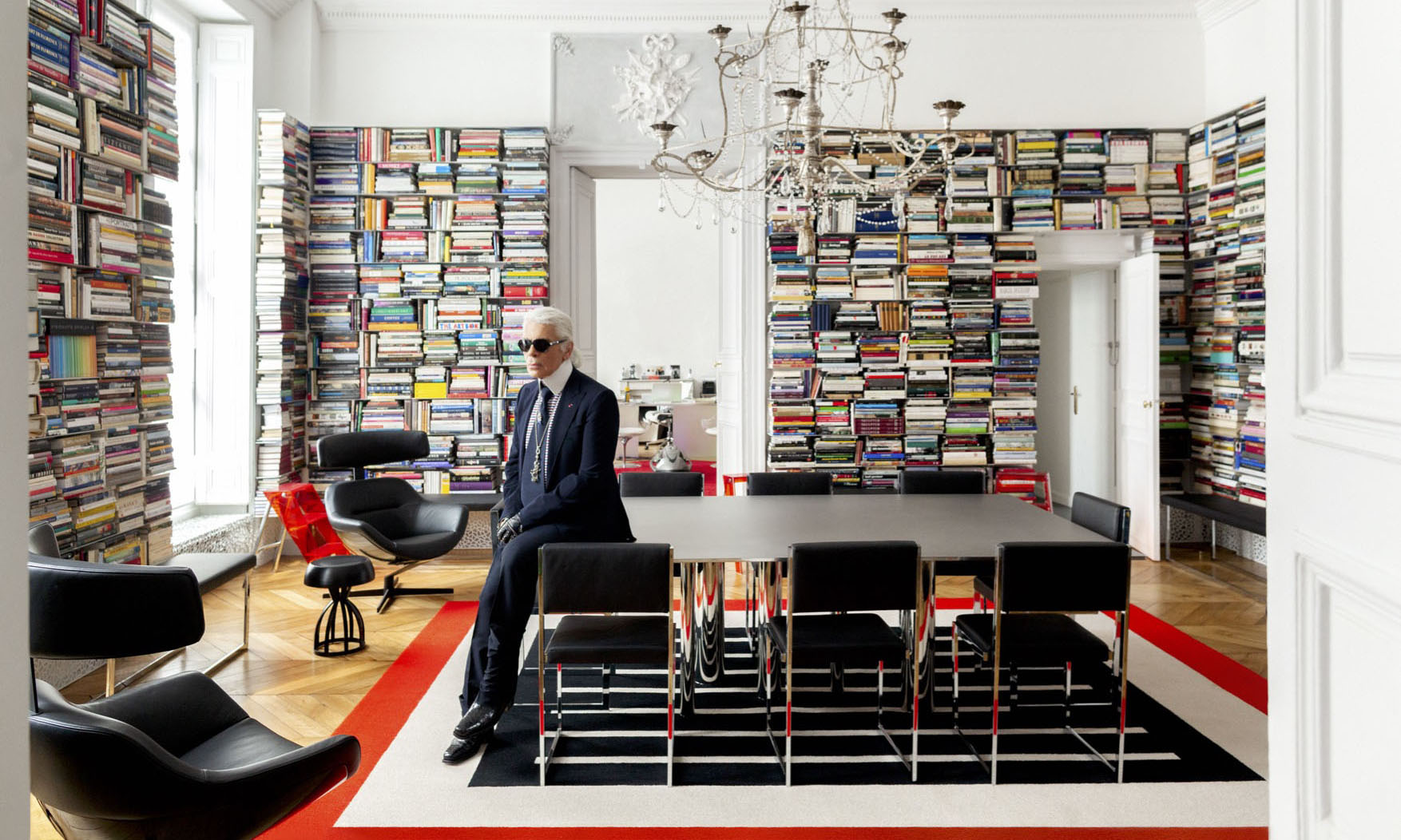 Karl Lagerfeld 摩纳哥故居物品将通过苏富比拍卖
