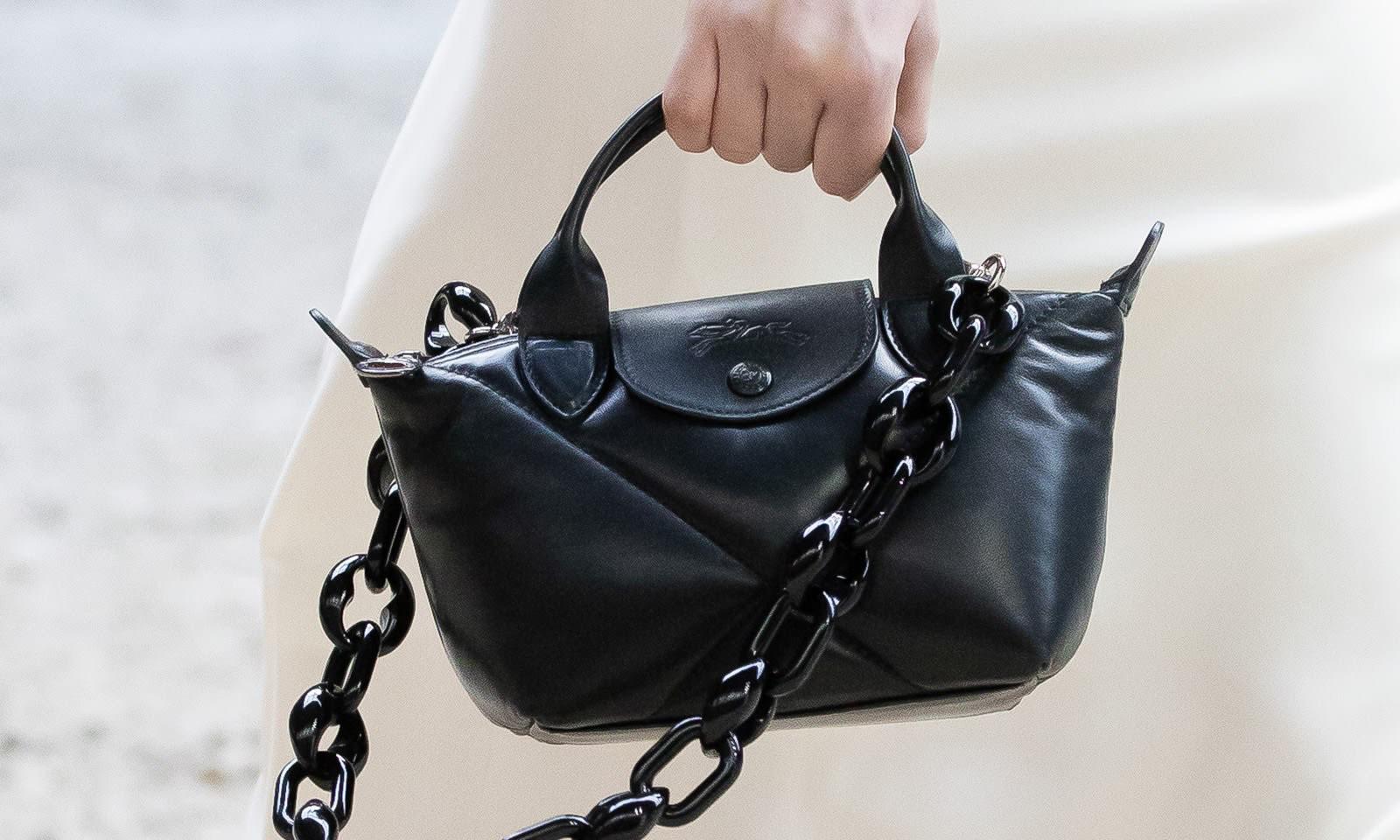 向 60、70 年代致敬,Longchamp 2021 秋冬系列包袋一览