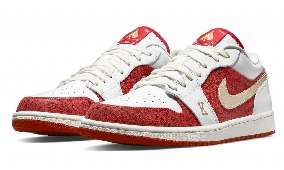 Air Jordan I Low「Spades」新配色亮相