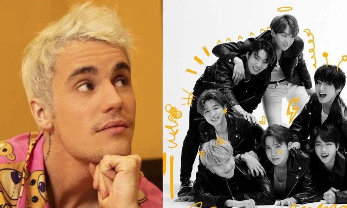 Justin Bieber 或将与 BTS 合作新歌