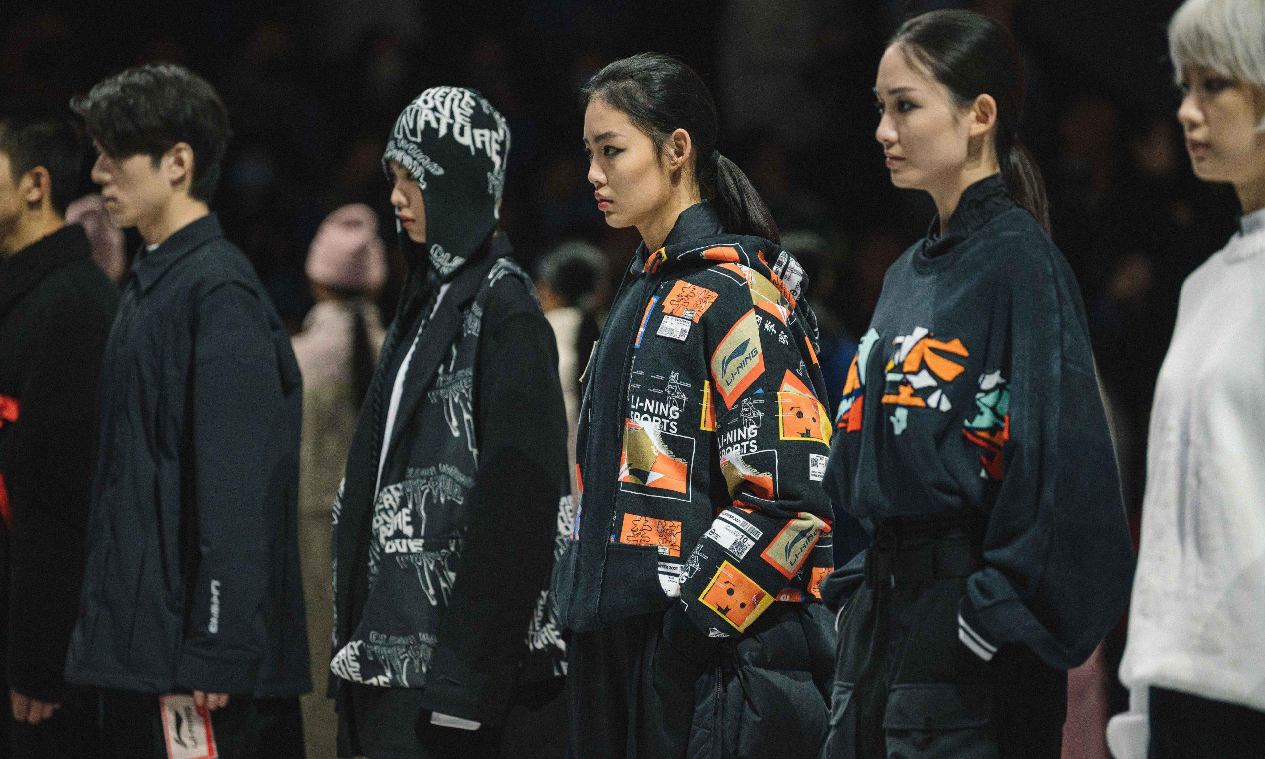 关于中国李宁的 21 秋冬,我们带着问题找到了设计团队亲自解答