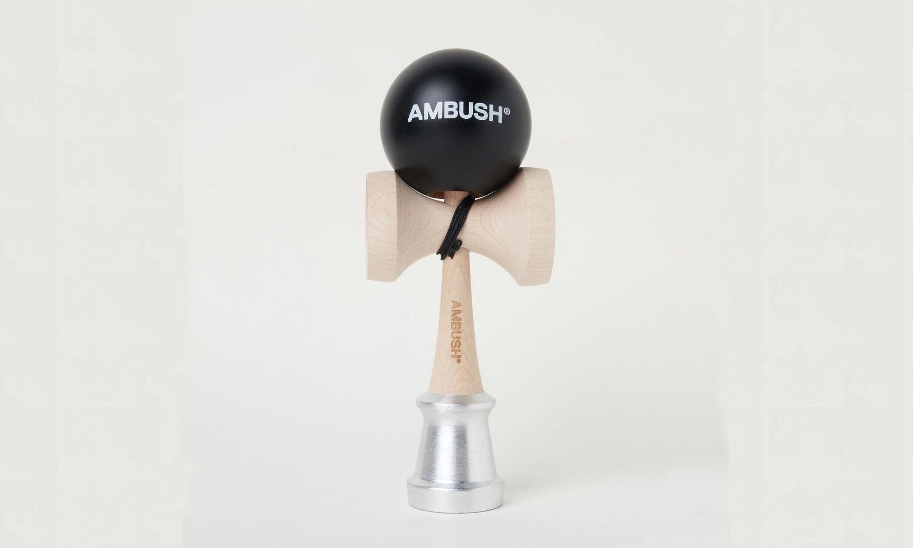 「男孩节」限定,AMBUSH 推出全新剑玉周边