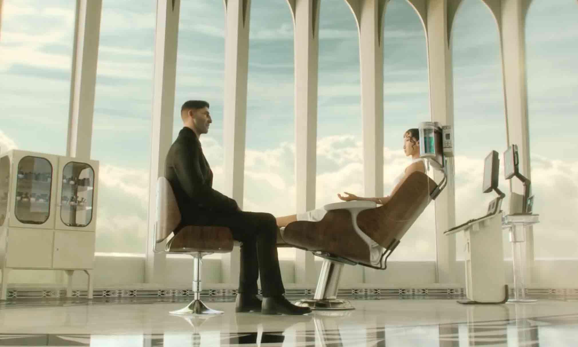 《爱,死亡和机器人》第二季首辑预告片释出