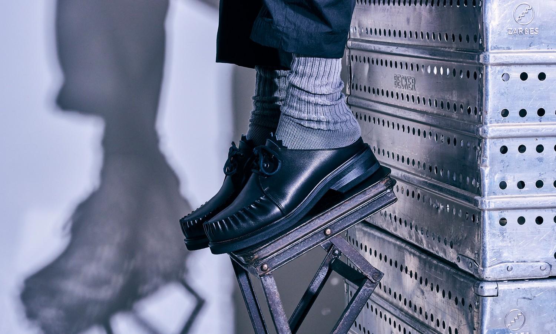 日本鞋履品牌 Foot the Coacher 更新 CUT-OFF 系列单品