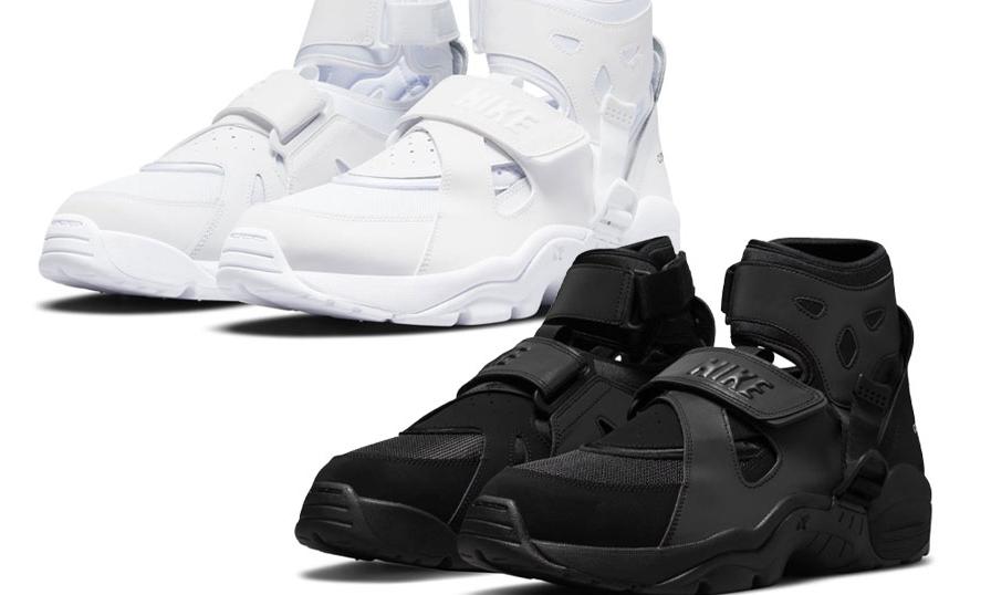 Comme des Garçons Homme Plus x Nike Air Carnivore 官图释出