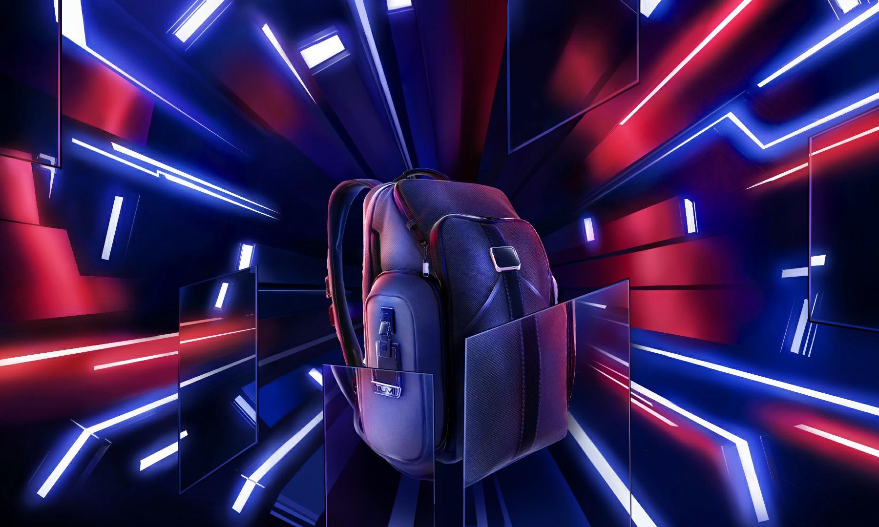 TUMI 首推专业级电竞包袋与配件系列