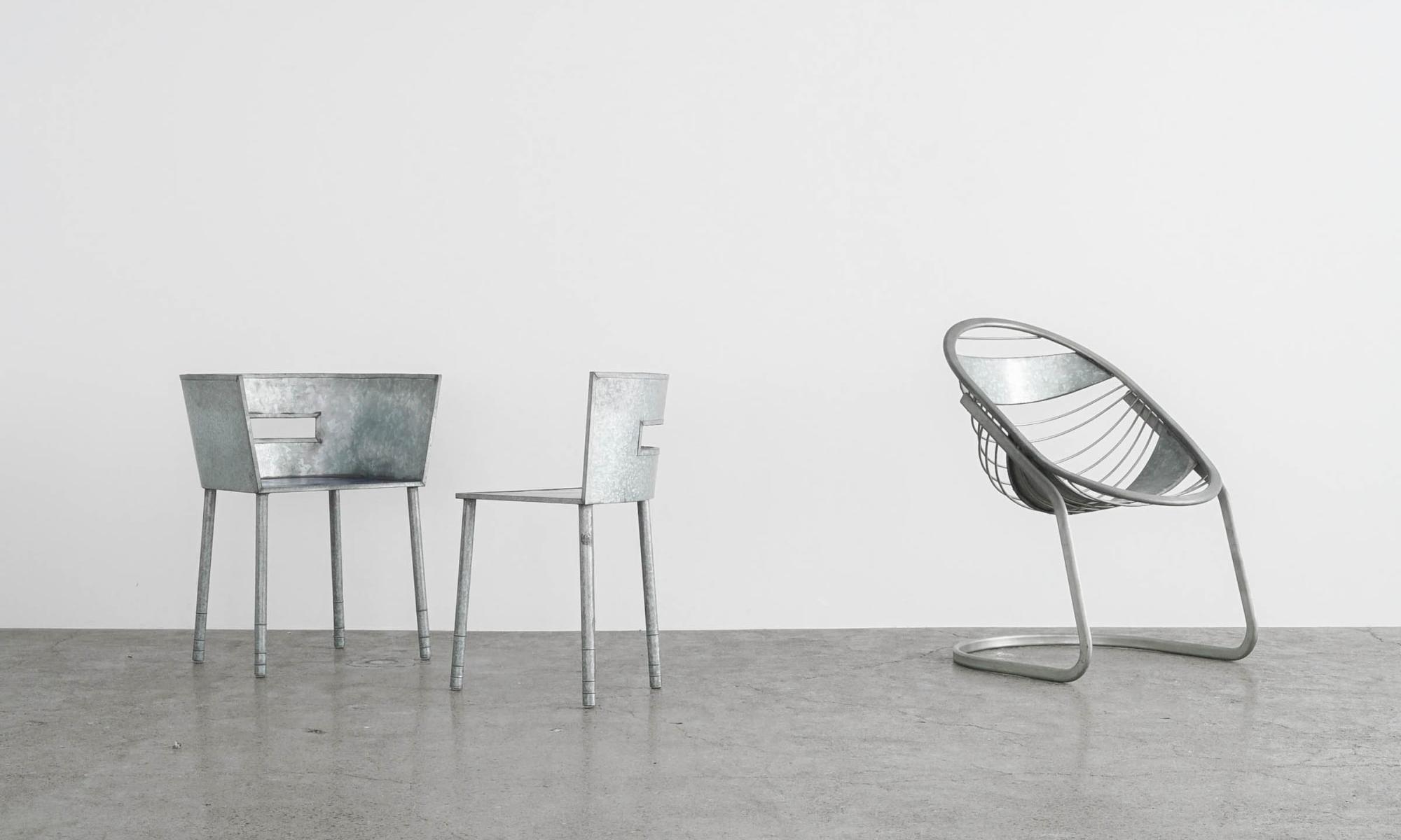 川久保玲家具设计登录 LIGHT Art+Design 画廊