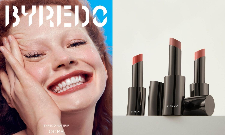 BYREDO 推出新款唇膏