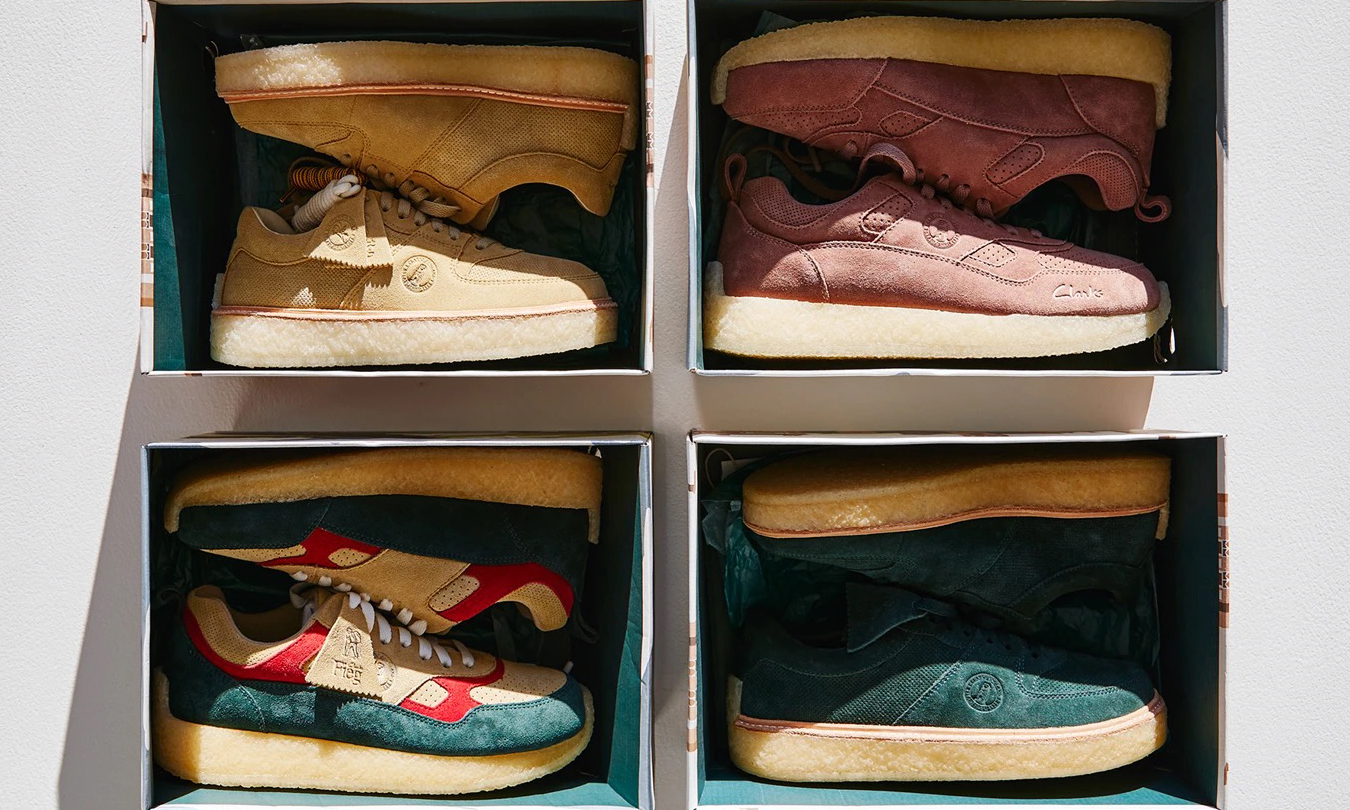 8th St by Ronnie Fieg for Clarks Originals 发售信息完整公开