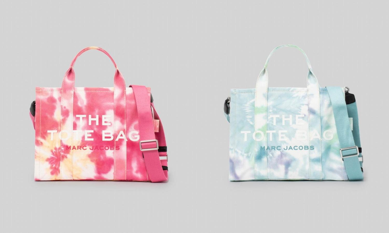 Marc Jacobs 推出全新扎染包款