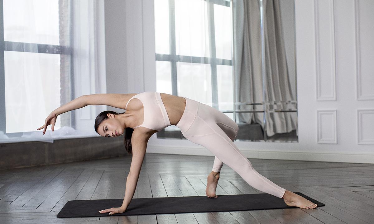 PUMA STUDIO 彪马瑜伽推出春季全新瑜伽系列