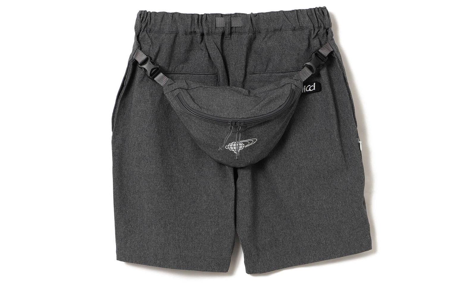BEAMS GOLF 与 Gramicci 携手打造功能性短裤