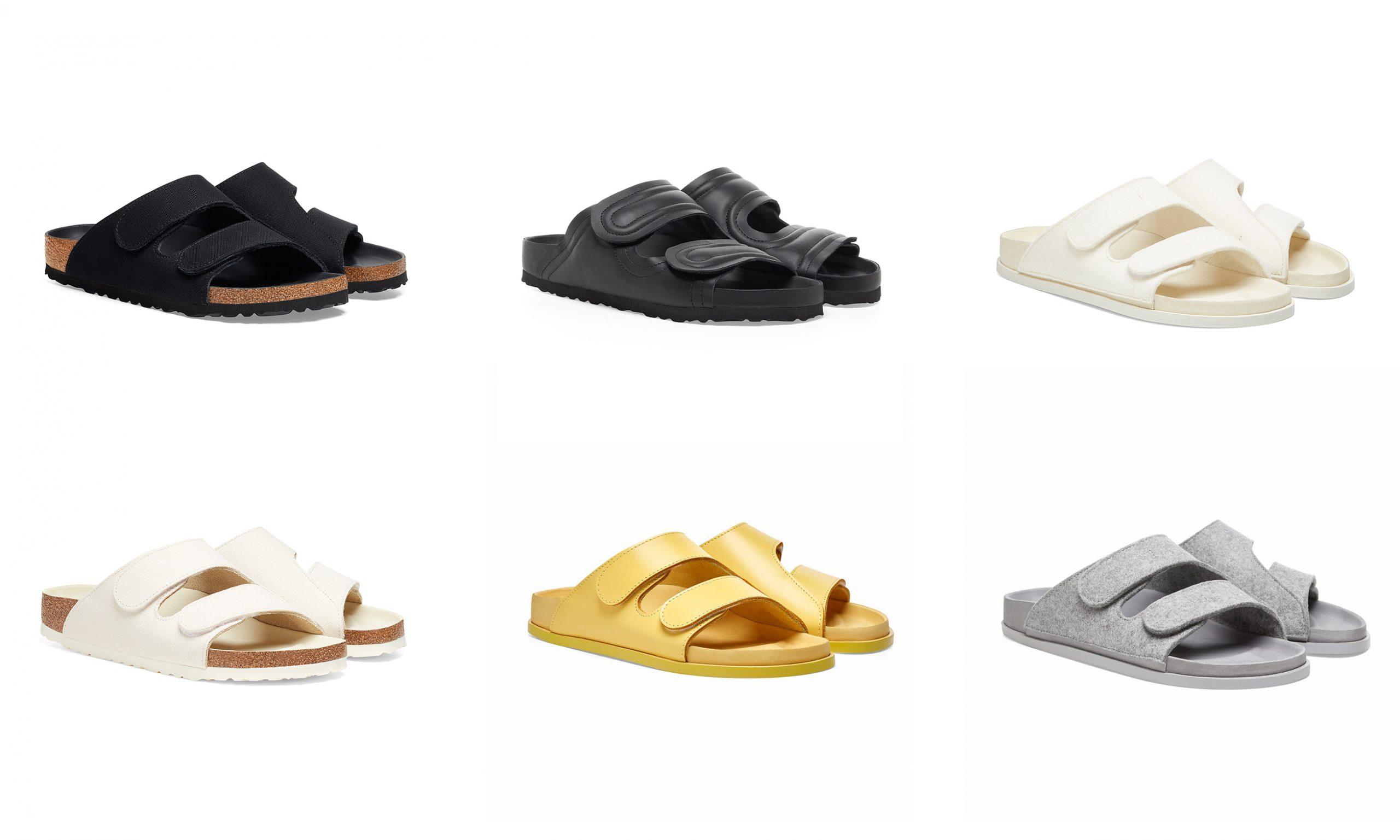 Toogood x Birkenstock 联名系列鞋款登场