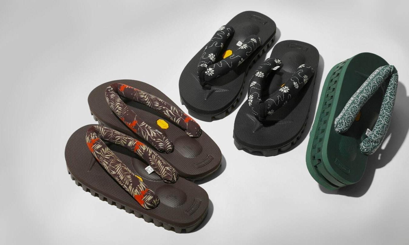 NEEDLES x SUICOKE 推出合作款凉鞋