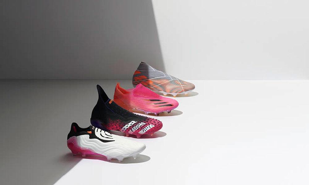 adidas SUPERSPECTRAL 足球鞋套装来袭