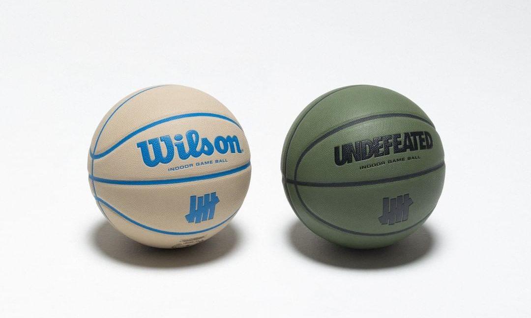 UNDEFEATED x Wilson 胶囊系列来袭