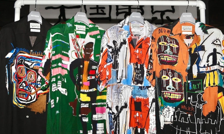 Jean-Michel Basquiat x WACKO MARIA 新季合作即将上线