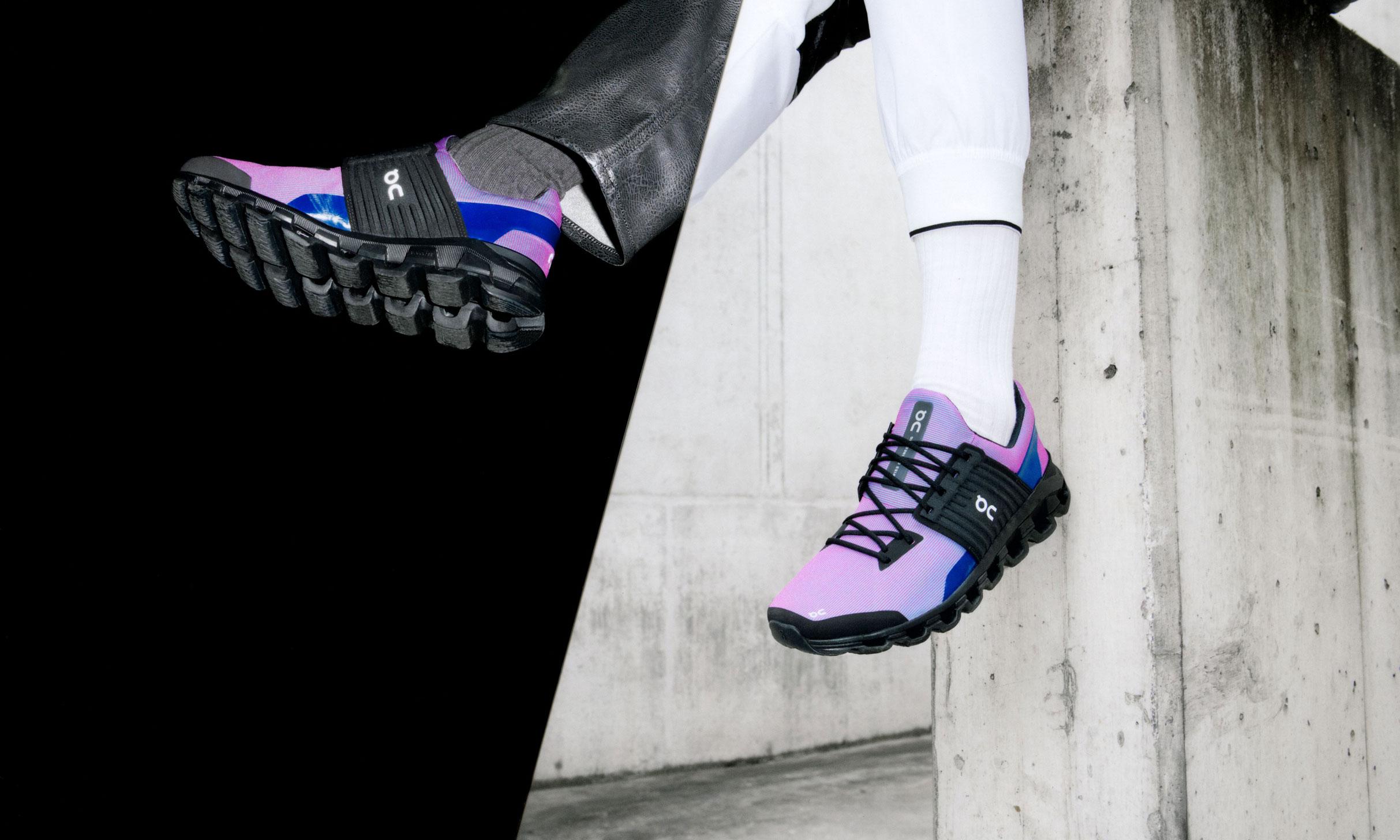 On 昂跑发布限量 Cloudswift Edge Prism 鞋款