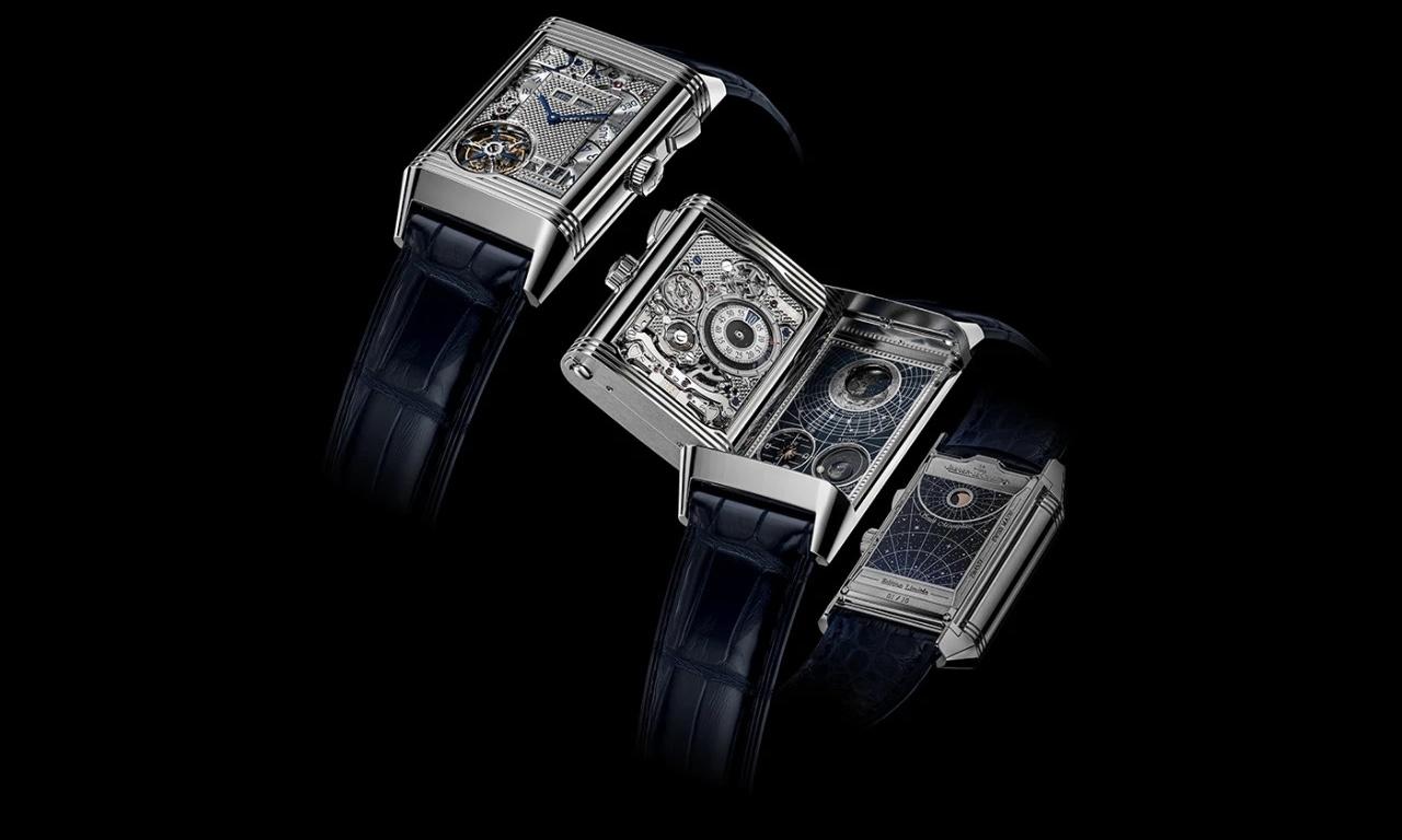 重磅新品,积家发布全新 Reverso 系列腕表