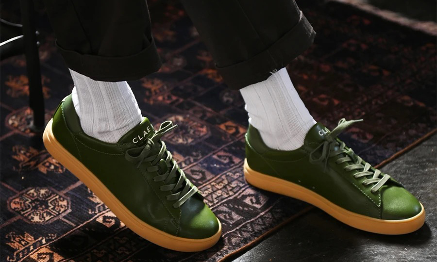 球鞋新选择,CLAE 推出全球首双「仙人掌」皮质鞋款