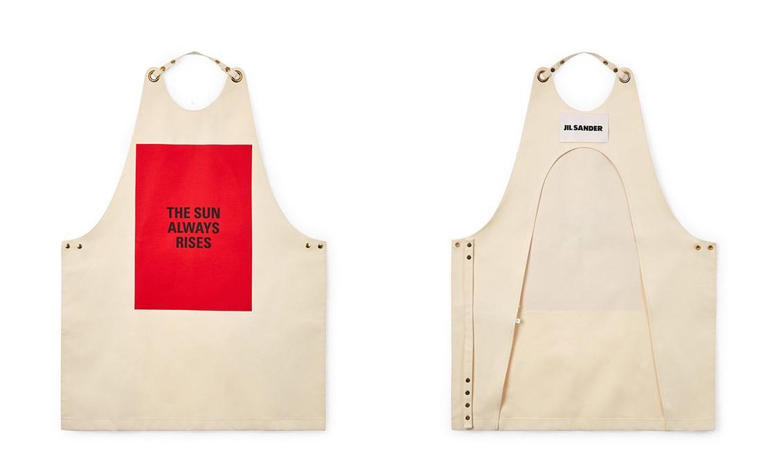 将时尚融入生活,Jil Sander 推出家居单品