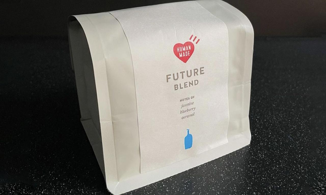HUMAN MADE x Blue Bottle Coffee 最新合作释出