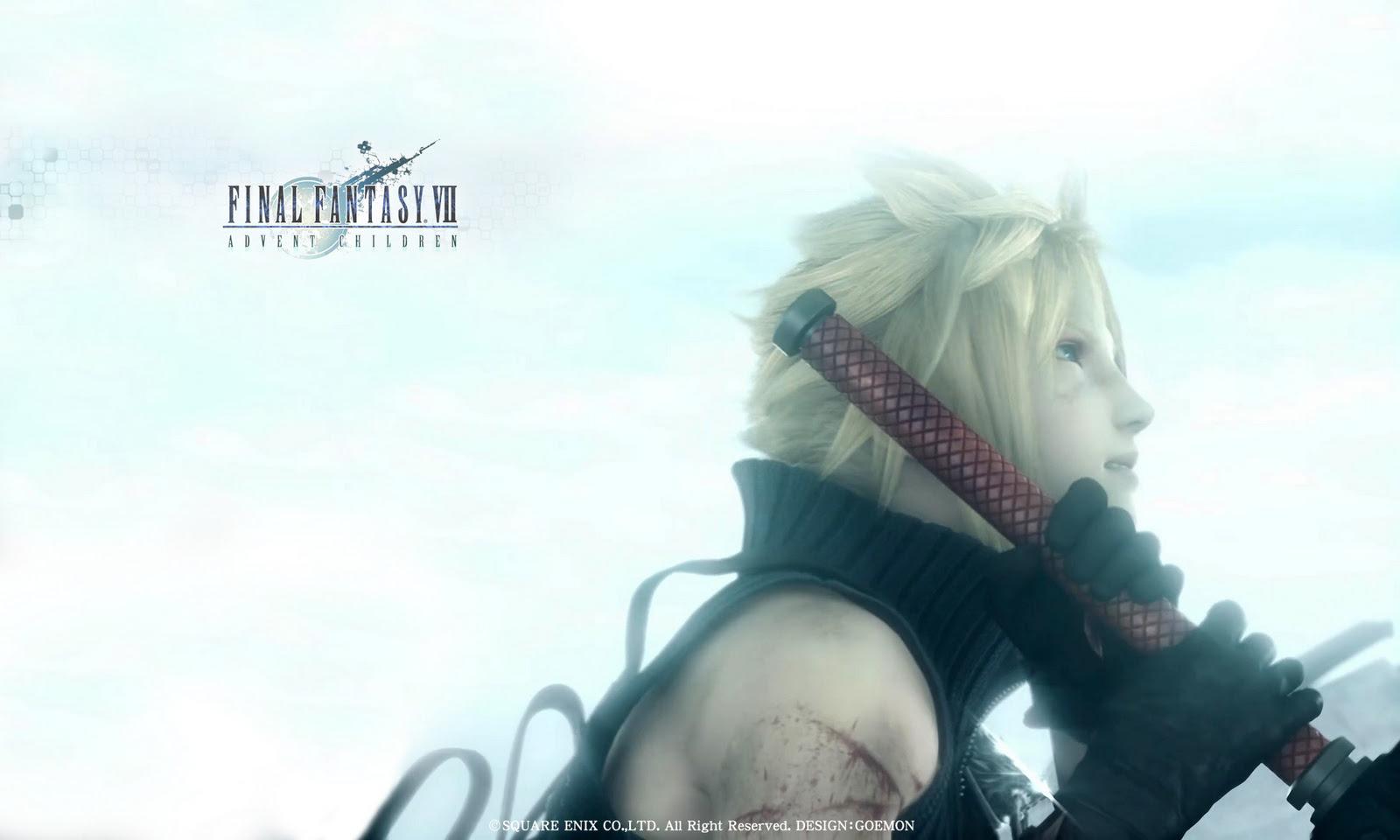 《最终幻想 Ⅶ:圣子降临》推出 4K 蓝光重制版本
