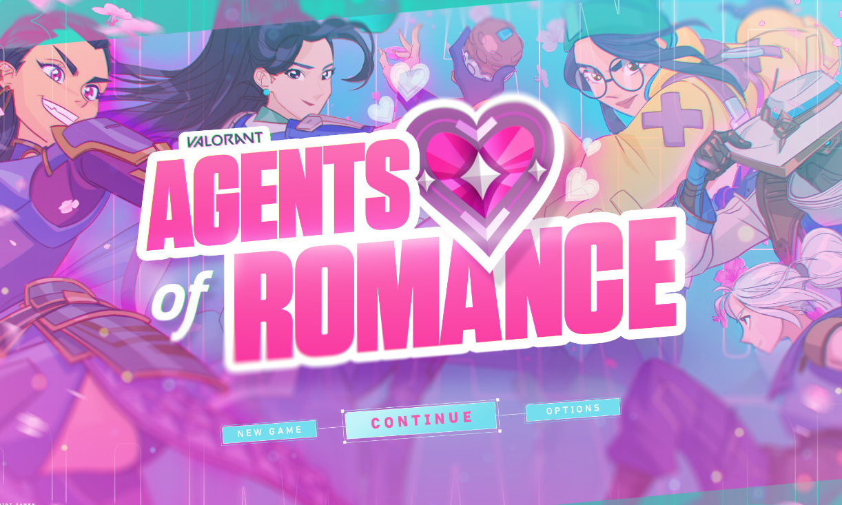 拳头游戏宣布推出一款恋爱模拟游戏