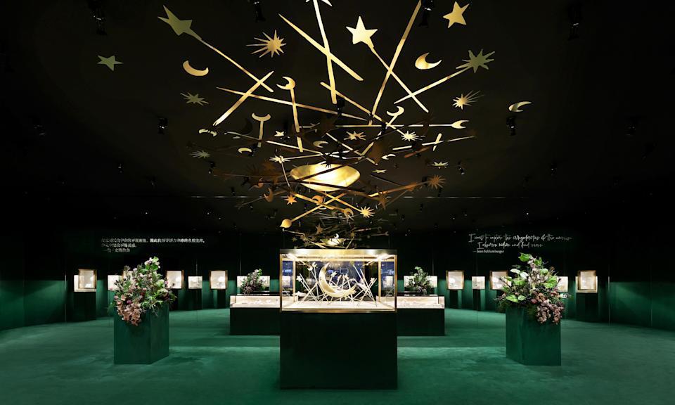Tiffany & Co. 于上海举办史上规模最大的高级珠宝展