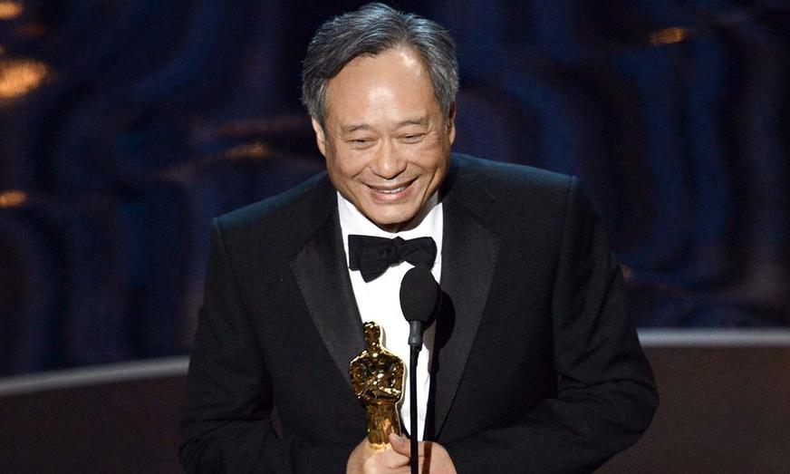李安获得英国电影学院奖(BAFTA)最高荣誉终身成就奖