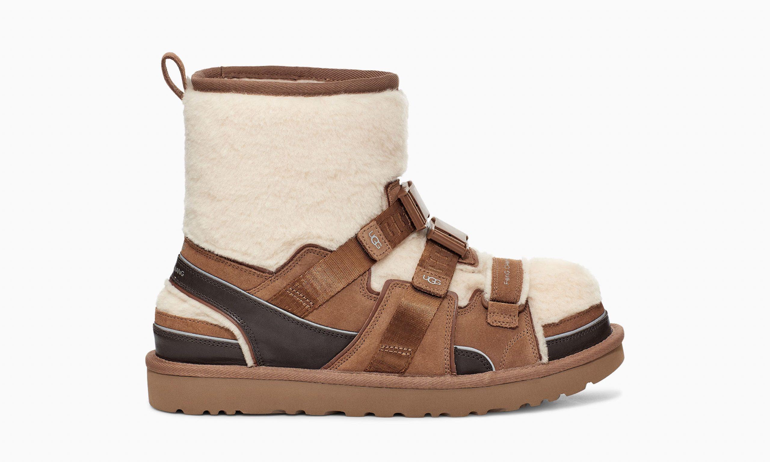 Feng Chen Wang  x UGG 联名鞋款开启预售