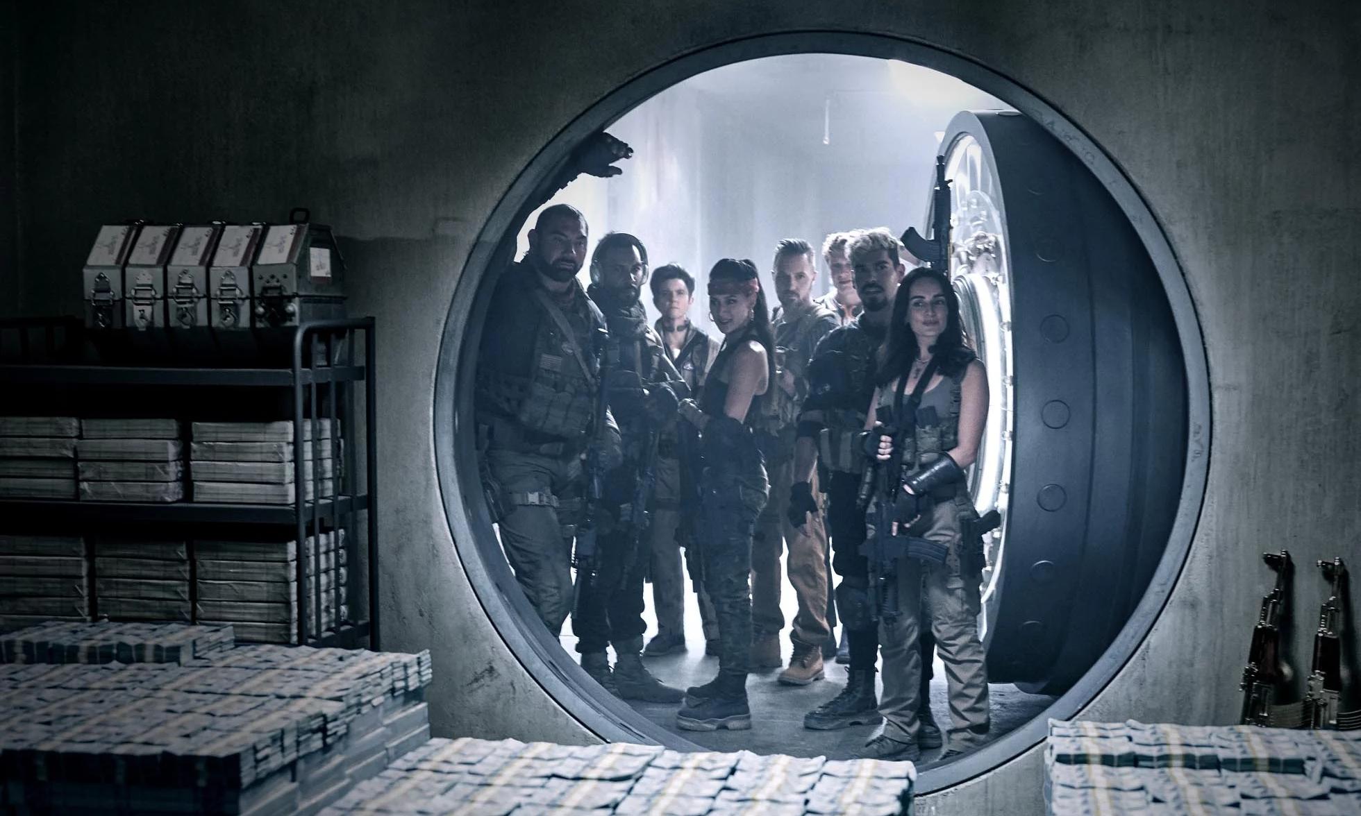 扎克·施奈德执导新片《活死人军团》释出首支正式预告