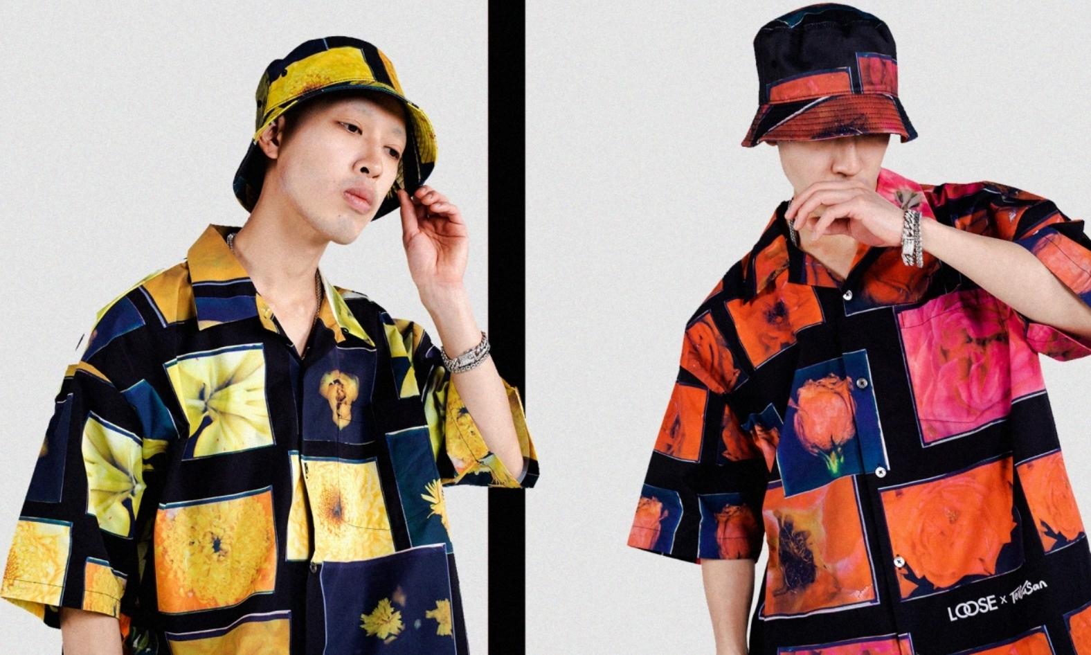 街头品牌 LOOSE 联手摄影师 TenGuSan 发布最新联名系列
