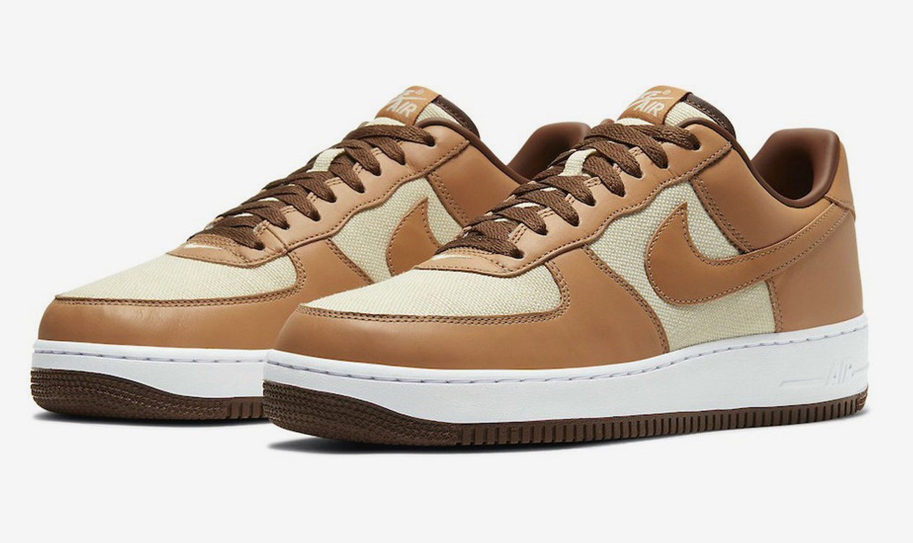 Nike Air Force 1 「Acorn」即将迎来回归发售