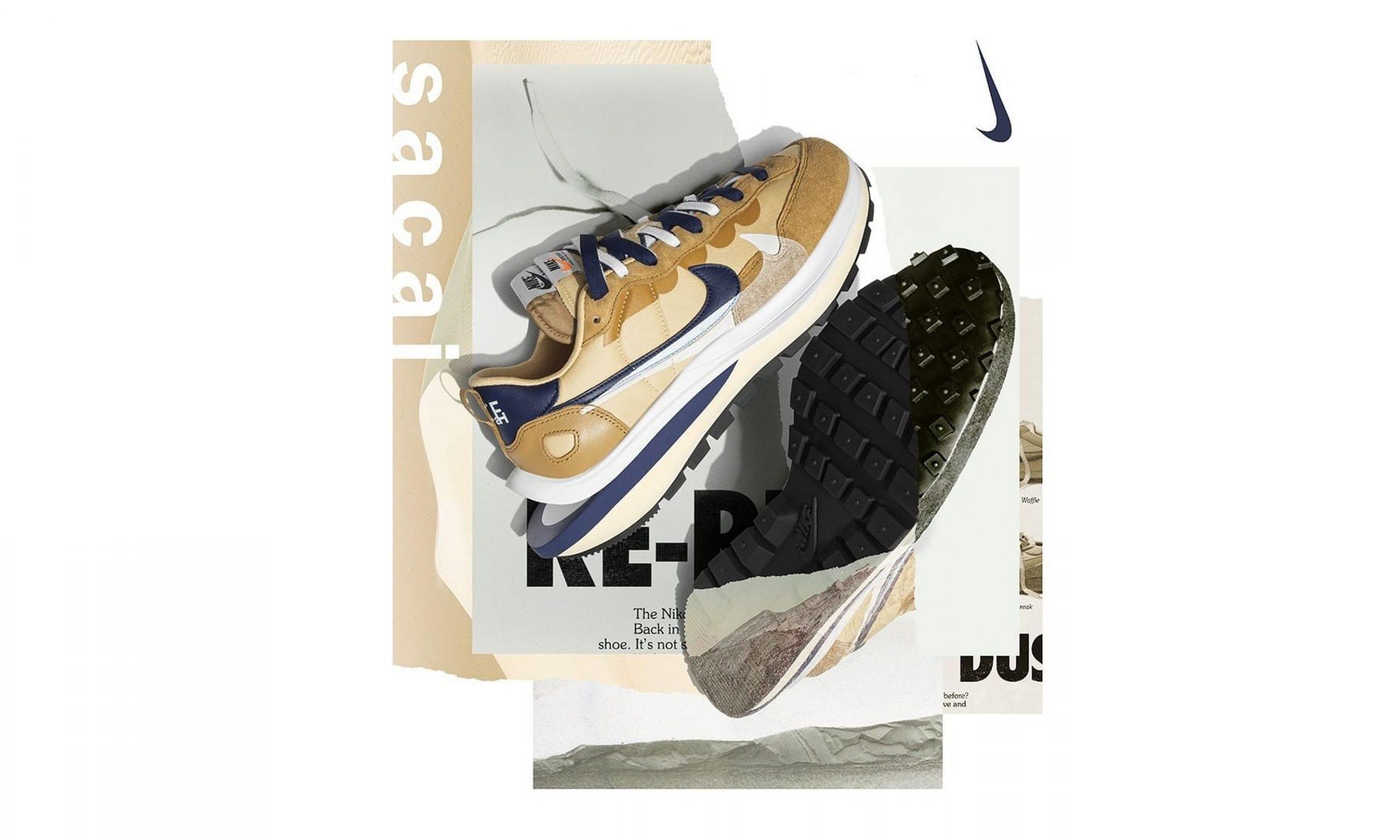 sacai x Nike VaporWaffle 新配色将于 4 月 29 日登场