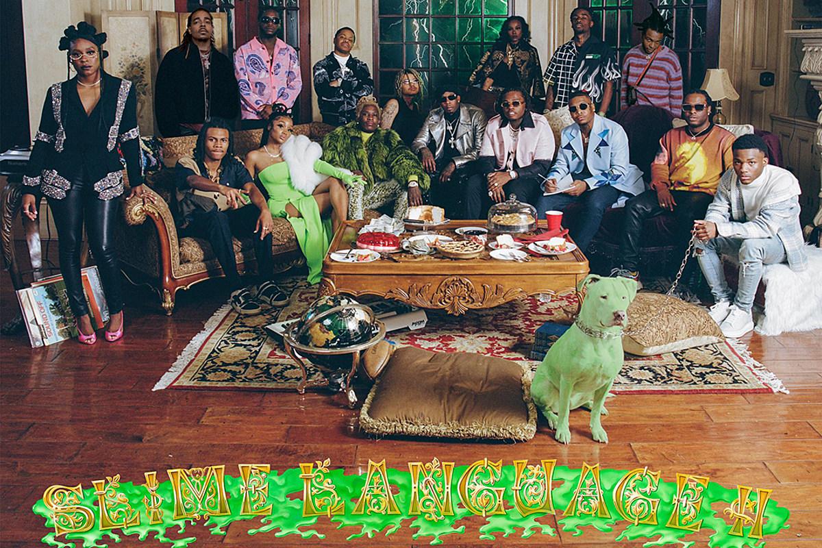 Young Thug 备受期待新专辑《Slime Language 2》终于到来
