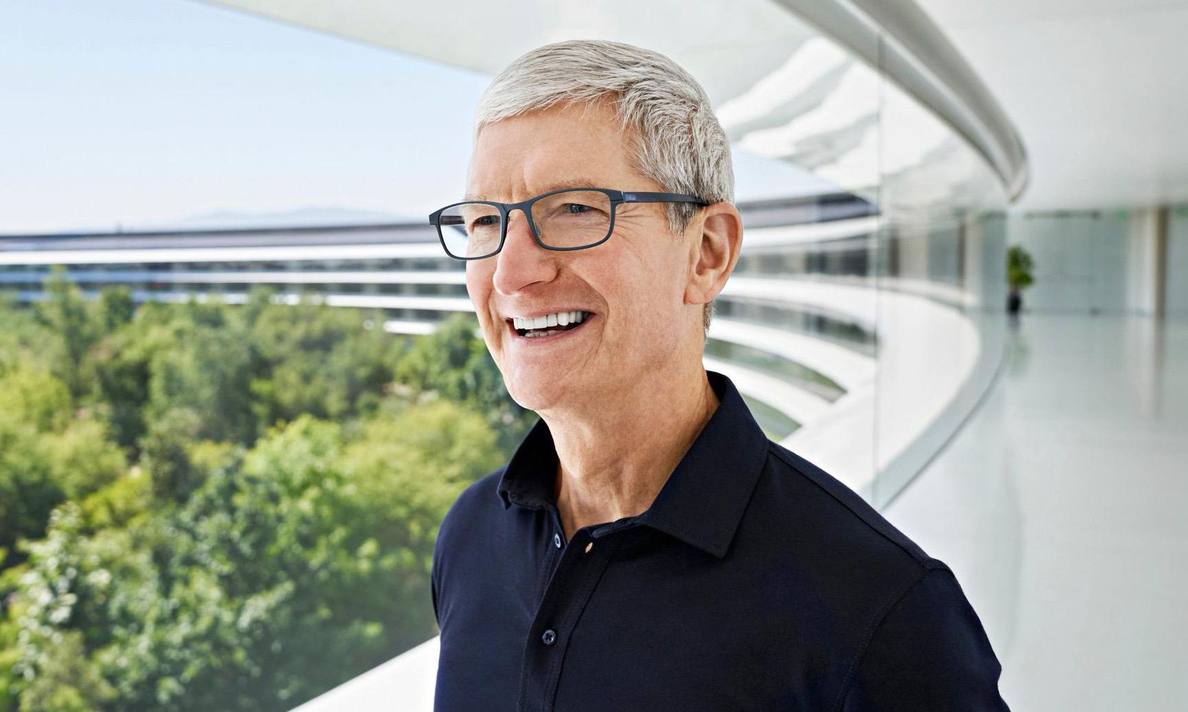 Tim Cook 表示可能在未来 10 年内卸任 CEO