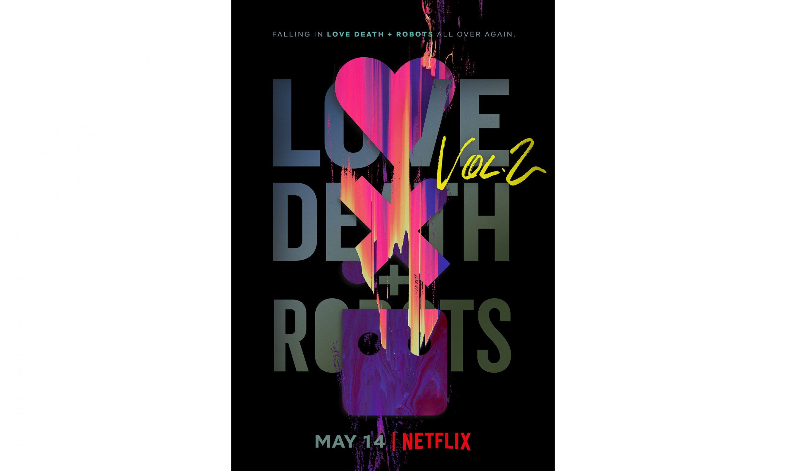 Netflix 动画剧集《爱,死亡和机器人》第二季再次发布全新预告